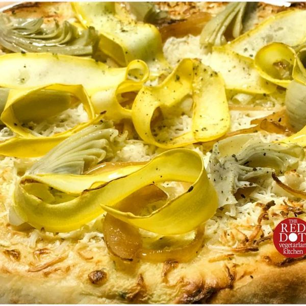 The Golden Pizza