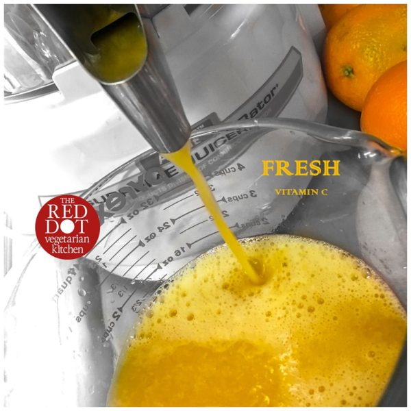 Fresh-Squeezed OJ